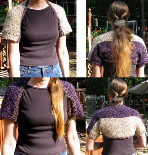 KnittingShrugRectangle